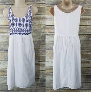 Beach Lunch Lounge NWT S Beach Dress White